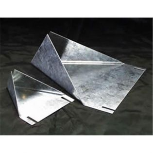 Ast-Sitzstangenhalter aus Metall groß; 15,0 x 18,0 cm
