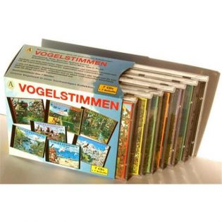 CD Vogelstimmen     Editionen 1-7