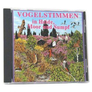 CD Vogelstimmen    in Heide, Moor und Sumpf Ed. 5