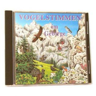 CD Vogelstimmen  im Gebirge Ed. 7