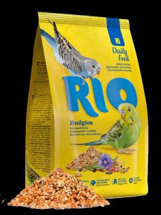 RIO Alleinfutter für Wellensittiche, 1 kg