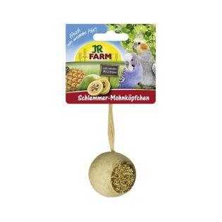 JR Birds Schlemmer-Mohnköpfchen 75 g