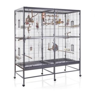 Paradiso 150 antik-platinum von Montana Cages