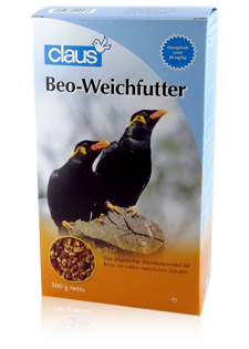 Claus Beo-Weichfutter 5000 g