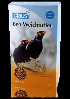 Claus Beo-Weichfutter 500 g