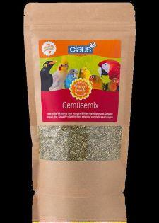 Claus Gemüsemix Ziervögel 150 g