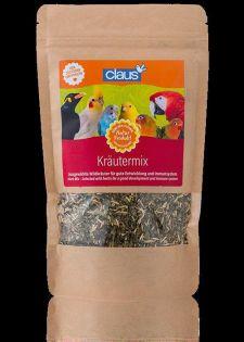 Claus Kräutermix Ziervögel 50 g