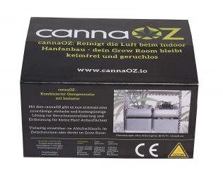 cannaOZ CO100 - Ozongenerator mit Luftionisator