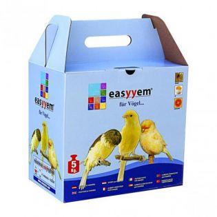 easyyem Eifutter für Kanarien Inhalt 10 kg