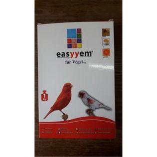 easyyem Eifutter für rote Kanarien Inhalt 1 kg