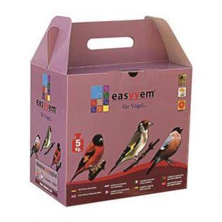 easyyem Eifutter für Waldvögel Inhalt 5 kg